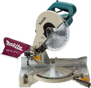 MAKITA LS1040/1 255MM COMPOUND MITRE SAW 110V Free Del* free C&C