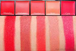 Luscious Cosmetics Master Lipstick Palette @ beautybay £2.16 + £1.95 P&P (Free del over £15)