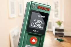 BOSCH PLR 15 DIGITAL LASER MEASURE £23.99 C&C Wickes