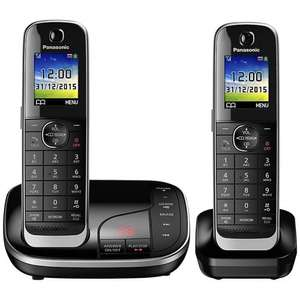 Panasonic KX-TGJ322 cordless phone/answer machine Tesco instore only was £90 now £22