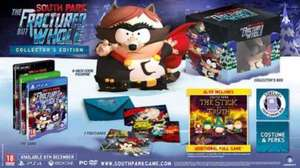 South Park Fractured but whole Collectors Edition £89.99 @ Ubisoft