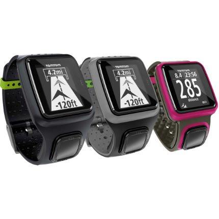 TomTom Runner GPS Watch £55 FREE P+P @ wiggle