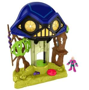 Imaginext Hall of Doom (Batman DC) £17.99 (Prime) @ Amazon