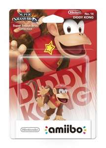 Diddy King Amiibo £7.50 delivered @ CoolShop