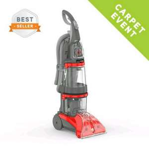 Vax Dual V Carpet Cleaner -heated carpet cleaner £119.99 direct from VAX with 6 year warranty and discount code