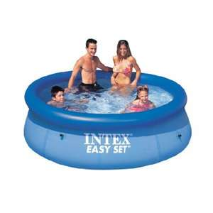 Intex Easyset Round Swimming Pool (small) 2.44mtr x 76cm high £19.74 with code @ Euro car parts