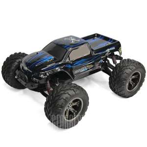 GPTOYS S911 1 / 12 Scale 2WD 2.4G RC Car Supersonic Explorer Monster Truck Toy RC Racing Truggy from Gearbest £27.89 Free P&P