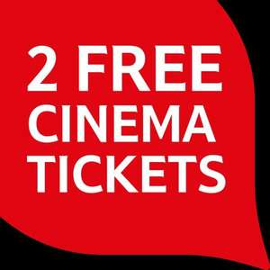 Two free' cinema tickets when you purchase three qualifying cleaning products @ Tesco  Between 29th June - 19th July ( minimum Spend  £3.00)