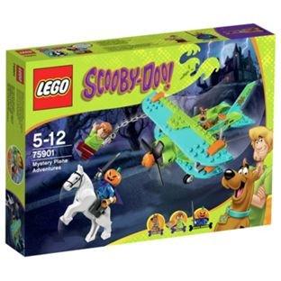 LEGO Scooby-Doo Mystery Plane Adventures - 75901 £12.99 @ Argos