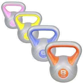 Confidence Pro 20kg Kettlebell Set (2-4-6-8) - Was £39.99 Now £19.99 + £3.99 Del = £23.98 - get-fit.co.uk