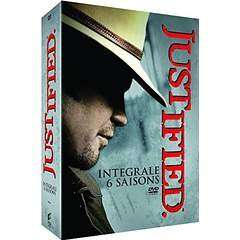 Justified Complete Seasons 1-6 DVD Boxset £19.61 including delivery @ Amazon France