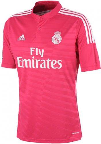 REAL MADRID AWAY SHIRT 2014/15 £14.99 + £4.50 postage @ Kitbag