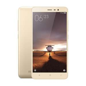 Xiaomi Redmi Note 3 Pro 5.5'' Smartphone (Hexacore, 3GB RAM, 32GB ROM, 4000mA battery, metal finish, Full HD screen, 16MP camera) w/ free delivery £121.73 @ AliExpress / Eternal Team (link in description)