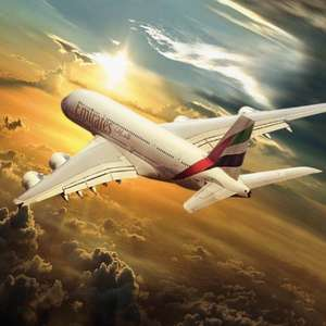 Fantastic 10% off flight bookings with Emirates via O2 Priority