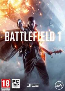Battlefield 1 (PC/Origin) £27.89 @ CDKeys - EXPIRED