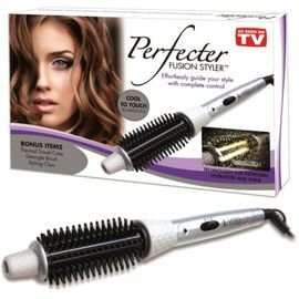 Perfecter Fusion Styler - Hair straightener as seen on TV through tesco direct. £35