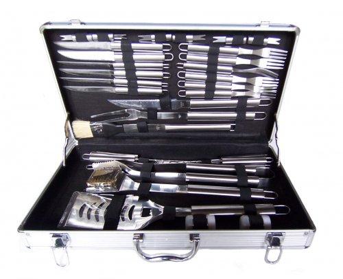 32 Piece Bentley BBQ Utensil Set in Case £32.99 @ Buy4U
