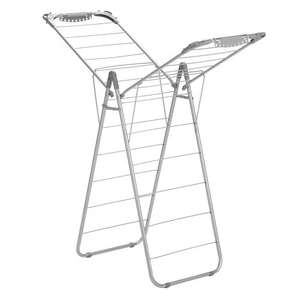Slimline X-Wing Airer for £6 at John Lewis