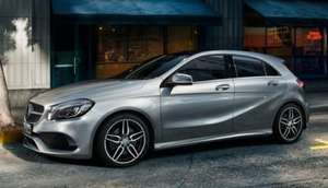 Mercedes Benz A160 SE Lease +Initial Payment 9mths £1,619.89 then PM £179.99 Based on 5000 Miles per Annum 24Mth £5759.66 @ Select Car Leasing