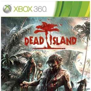 Dead Island and Riptide Xbox 360 £2.39 each again (Gold Members) @ Xbox store