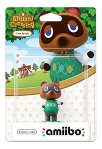 Tom Nook Amiibo £7.55 delivered @ Ebay (xbiteworld) Animal Crossing 3DS Wii U