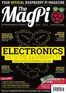 The MagPi (Raspberry Pi) magazines and books in PDF format free from their official site.