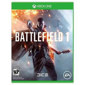 Battlefield 1 (Xbox One) - £36.50 (potentially £16.62) @ MS South Africa