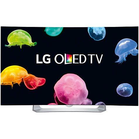 "LG 55EG910 & 55EC930  55"" Full HD 1080p OLED TV £1099 at John Lewis 5 Years Warranty"