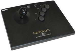 Neo Geo X Arcade Stick Only £24.99 including postage! @ Gameseek