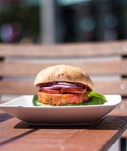 Free burger at Handmade Burger  when you complete email survey @ Handmade burger co