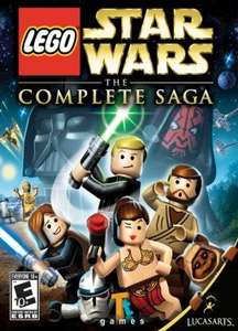 [Steam] Lego Star Wars: The Complete Saga - £3.33 - Instant Gaming