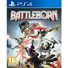Battleborn PS4/Xbox One £20 delivered @ Tesco (inc. Clubcard Boost)