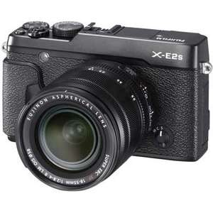 Fujifilm X-E2S Digital Camera + XF 18-55mm F2.8/4 Lens - (£649 with cashback) @ Mifsuds