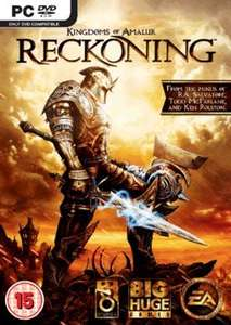Kingdoms of Amalur: Reckoning (pc download) £3.99 @ Game