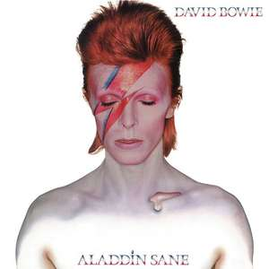 Aladdin Sane (2013 Remastered Version) [VINYL] - £10.06 (Prime) £13.05 (non prime) @ Amazon