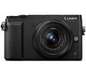Panasonic DMC-GX80 compact system camera (with f/3.5-5.6 lens) £499.99 (Panasonic cashback £50, so could be £449.99 + TCB) @ Currys)
