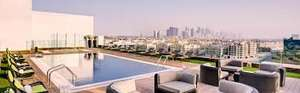 From London: 5 nights in Dubai, BA direct flights, 5* hotel with rooftop pool, bar & dj just £407.42pp @ Travelrepublic