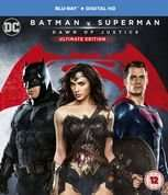 Batman V Superman: Dawn of Justice Ultimate Edition (Pre-order) £12.78 (with code REPLAY20) @ musicMagpie
