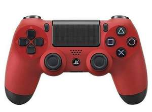 Red/Blue/Black PlayStation 4 DualShock 4 Controller - £34 C&C - Tesco Direct (Clubcard Boost Eligible)
