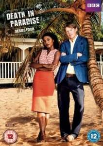 DEATH IN PARADISE SEASON 4 DVD £8.83 Hive
