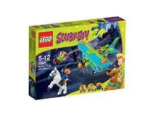 75901 Scooby-Doo Mystery Plane Adventures £14.50 on Amazon (prime) £18.49 (non prime) and tesco direct (+£2 C&C)