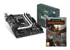 MSI B150M BAZOOKA + Total War: Warhammer - £66.61 Delivered @ CCL (£40 Saving)