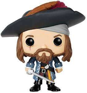 Funko Pop!: Disney Pirates of the Caribbean - Barbossa £5.38 delivered @ Amazon sold by Real Merch