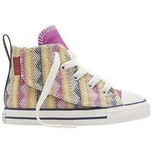 Selection of Kids Converse down to £20 at John Lewis