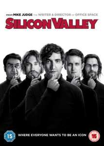 Silicon Valley, Series 1 [DVD] HMV Pure £5 offer