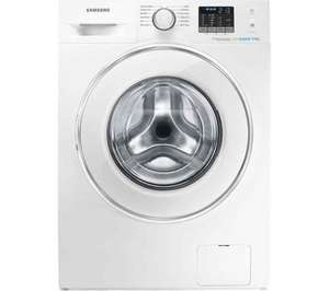 Samsung Ecobubble WF80F5E2W4W Washing Machine (white or silver) £369 @ currys