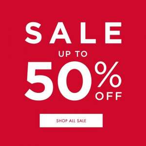 up to 50% off at accessorize