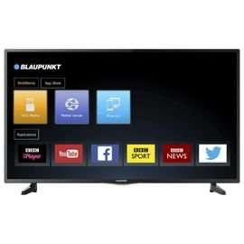 Blaupunkt 43 -137ZX Smart Full HD 43 Inch LED TV  £184 delivered @ Tesco Direct