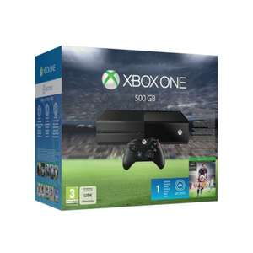 Xbox One 500 GB FIFA 16 Bundle + 1 month EA Access +14 day Gold £189.99 @ ebay shopto