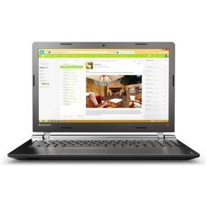 Refurbished - Lenovo IdeaPad 100 15.6 Inch Intel Core i3 8GB 1TB Windows 10 Laptop £179.99 Argos on eBay